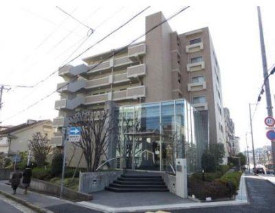 阪急「苦楽園口」駅徒歩12分 南西角部屋5階 中古マンション