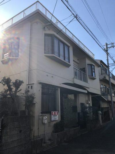 阪急神戸線「夙川」徒歩12分 平成29年12月改装済み 5LDK鉄筋コンクリート造 中古戸建