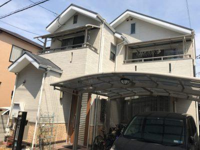 阪神本線「鳴尾」駅徒歩7分 4LDK・建坪約31.8坪 平成17年2月築戸建