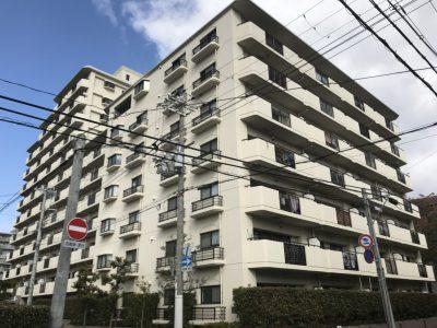 阪神「打出」駅歩6分・JR「芦屋」駅歩12分 全面改装 広々96.38㎡