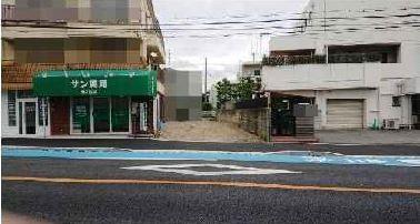 阪急「伊丹」駅徒歩13分 更地・建築条件無し  有効面積110.55㎡ 売土地
