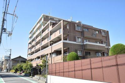 阪神「甲子園」駅徒歩14分 3LDK・最上階7階・南東角住戸 日当り・通風良好!
